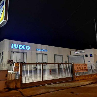 Officina Balacco - Centro IVECO - FIAT - FIAT PROFESSIONAL